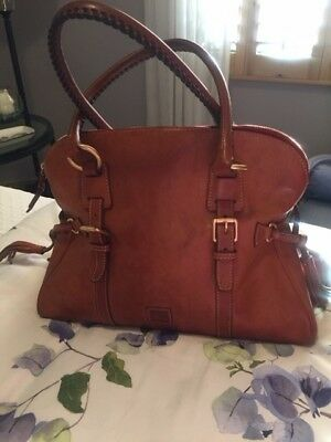 Dooney Bourke Handbags Florentine Leather Satchel