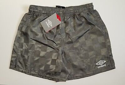Umbro Soccer Shorts Gray Size L (14-16) NEW with tags!!