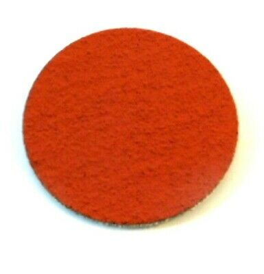 "Standard Abrasives 525416 Quick Change Ceramic Discs | 2"" Dia. 