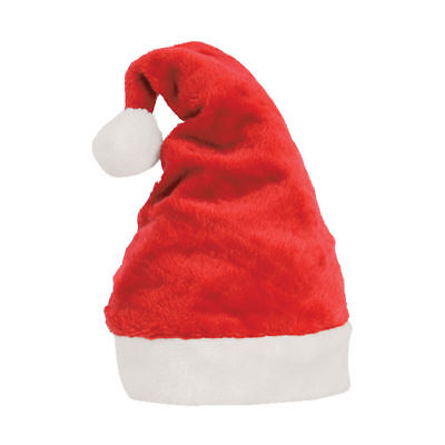 Hy Christmas Santa Helmet Hat - Riding Hat Cover