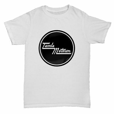 Tamla Records Motown Music Records Cool Hip Classic Retro 80S 90S T Shirt