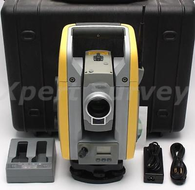 "Trimble S6 DR Plus + 3"" 2.4 GHz Robotic Autolock Total Station"