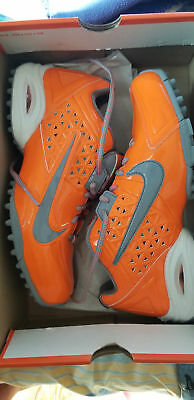 Womens Nike Speedlax 4 turf shoes size 10 NEW