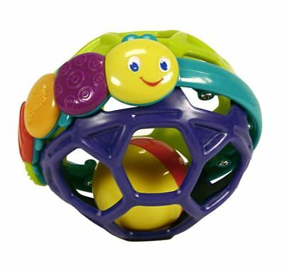 Bright starts Flexi Ball Multiple Textures and Colours Baby Toy 3 Months +