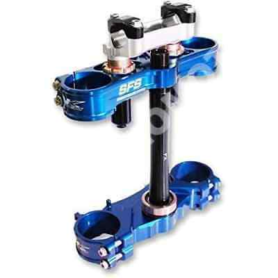 Piastra forcella Steering Plate NEKEN SFS Complete Triple Clamps for Kawasaki...