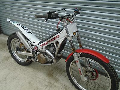 Montesa Cota 315 Trials bike
