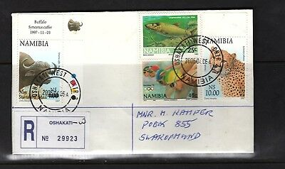 Namibia Cover - Oshakati West Cntr 2 - 06.04.2006 Tiere und Sport