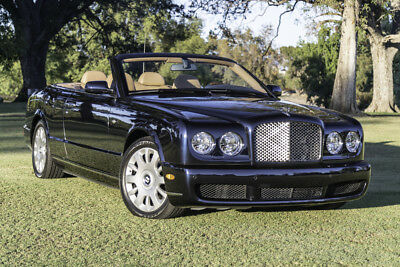 2007 Bentley Azure  Great color combination, low miles, records MUST SEE!
