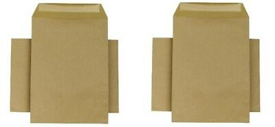 1000 x C5 Plain Envelope Manilla Self Seal Envelopes C5 Pocket Envelope W/sale
