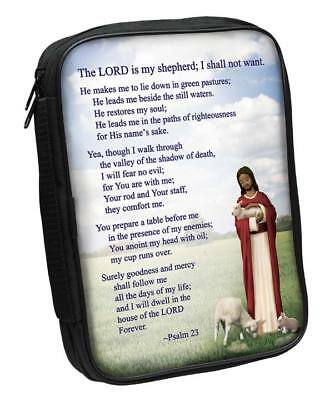 Bible Cover Psalm 23 ll
