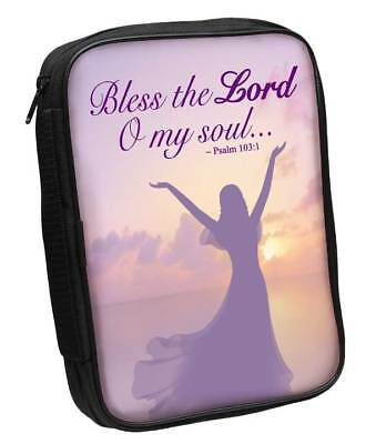 Bible Cover Psalm 103:1 Woman