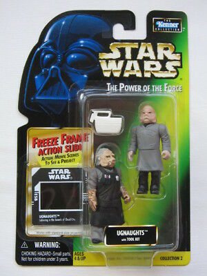 Star Wars POTF-2 - Ugnaugh's 2pack with Toll Kit