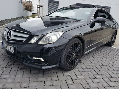 Mercedes Benz E500 Coupe 7G Tronic AMG Top Zustand
