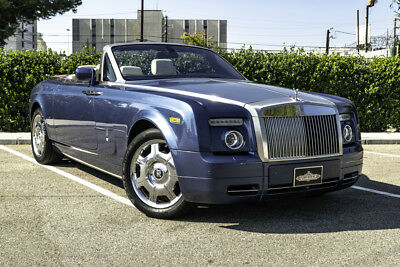 2008 Rolls-Royce Phantom  2 owner car, hugely optioned, fully serviced, this is a MUST SEE!!