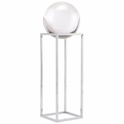 LONGWIN 2X Clear Crystal Display Stand Egg Stands for Collectible Eggs Ball ORB