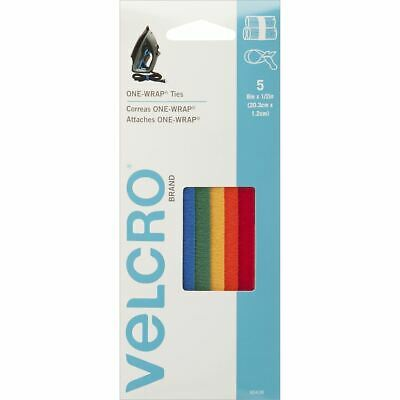 235da24bd8f6 VELCRO BRAND ONE-WRAP Ties For Cables, Wires & Cords, 6 Sizes, 12 ...
