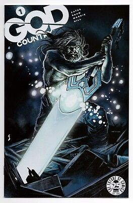God Country #1 Image 25th Anniversary Blind Box Edition Colour Variant NM