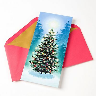 Papyrus Tree Moonlight Christmas Boxed Cards (Set of 16)