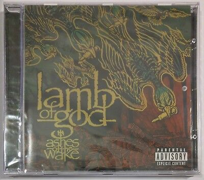 LAMB OF GOD - ASHES OF THE WAKE ( CD EPIC 2004 ) Thrash, Death Metal *Sealed*