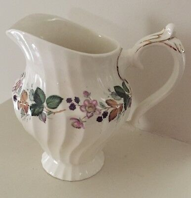 Myott Staffordshire Hedgerow 20 oz Milk Pitcher