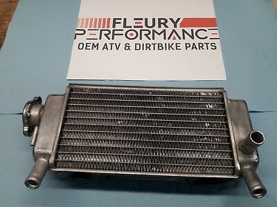Honda OEM 2005 CRF250R RADIATOR, R. 19010-KRN-731 RIGHT WITH CAP
