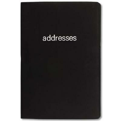 PlanAhead Telephone and Address Book; Large Print; Smooth Cover; Assorted Colors