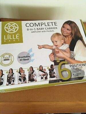 Lillebaby 6 In 1 Complete Baby Carrier