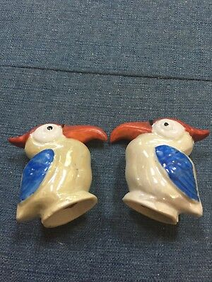 Parrot Salt And Pepper Shaker