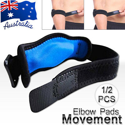 NEW Tennis Golf Elbow Support Brace Strap Band Forearm Protection Tendon Fitness