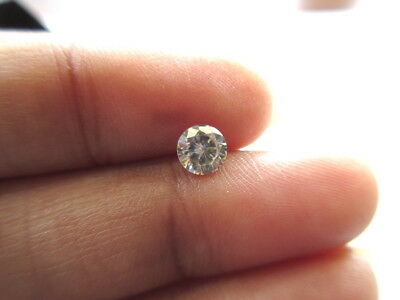 4.7mm Round Brilliant Cut GH/VS2 Colorless Moissanite Diamond Loose MM140/24