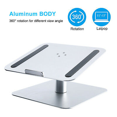 Aluminum Laptop Stand Tablet Holder Dock for MacBook Pro Air Notebook Laptops PC