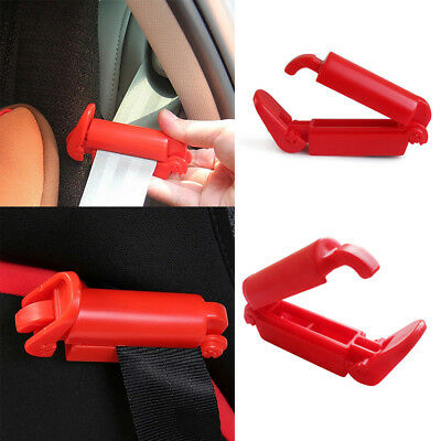 Baby Kids Car Seat Safety Belt Clip Buckle Clasp Child Safe Strap Fixed Lock AU