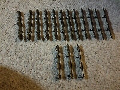 Vintage Lot 15 Long Drawer Pulls Handles Japan Allison