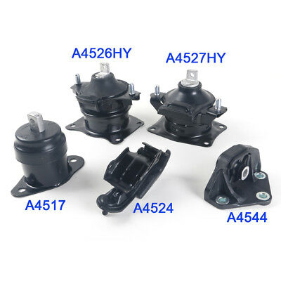 NEW FRONT ENGINE Motor Mount With Hydraulic For Acura TL - 2005 acura tl motor mount