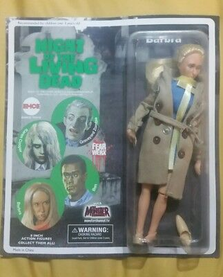 Night of the Living Dead Brabra Action Figure