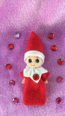 Elf Baby plush Toy Christmas  Plush Dolls Boy Girl Figure Decoration