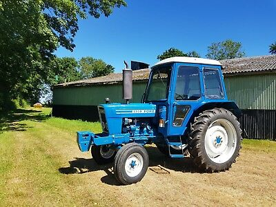 Ford 6600 Tractor NO VAT