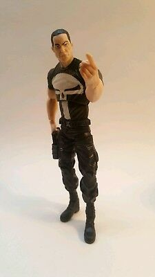 "Marvel Legends: PUNISHER (NEMESIS BAF WAVE) 6"" Loose Action Figure ONLY"