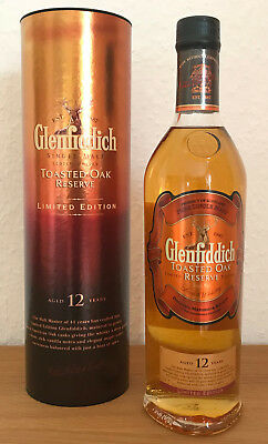 Glenfiddich 12 Jahre Toasted Oak Reserve Limited Edition