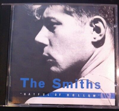 THE SMITHS:HATFUL OF HOLLOW CD Inc.How Soon Is Now,Still Ill,This Charming Man