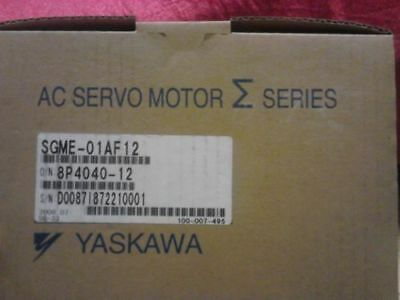 1PC NEW Yaskawa Electric SGME-01AF12  Free DHL or EMS