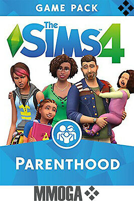 Die SIMS 4 Elternfreuden Parenthood - PC Origin Digital Download Code DLC Addon