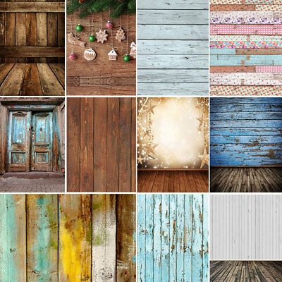 Vinyl Wooden Photophone Photography Backdrops Background For Pets Cakes Photos