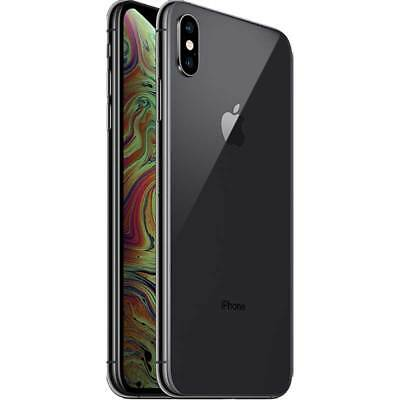 SMARTPHONE APPLE IPHONE XS 64GB Space Grey NERO GARANZIA EU NO BRAND NUOVO