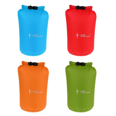 Water Sports Waterproof Compression Dry Bag Pack Rolled Up Top Container