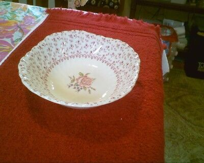 Johnson Brothers ROSE BOUQUET Cereal Bowl