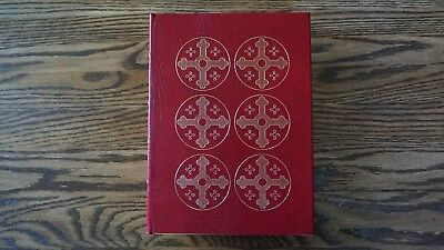Easton Press The Confessions of Saint St. Augustine Leather
