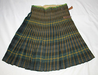 Wwii British Army Gordon Highlanders Military Kilt