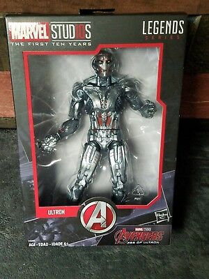 Marvel Legends ULTRON Marvel Studios The First Ten Years Avengers MCU Exclusive