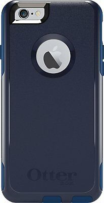 OtterBox COMMUTER SERIES Case for iPhone 6 & iPhone 6s, Ink Blue